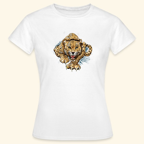 Leopardo KutuXa - Camiseta mujer