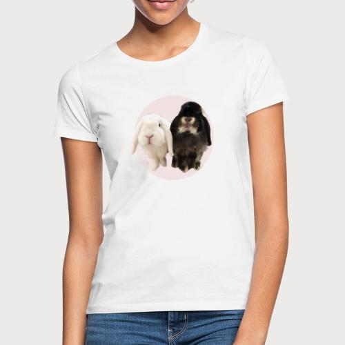 Amour and Louie - Frauen T-Shirt