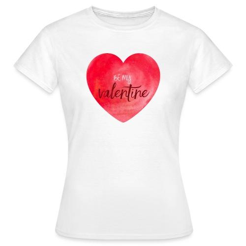 Cœur st.valentin - T-shirt Femme