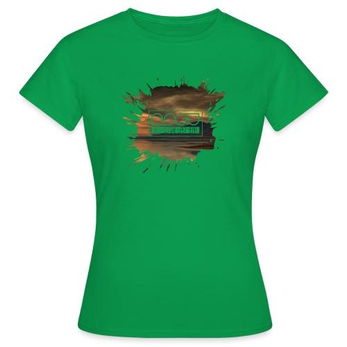 Men's shirt Splatter - Women's T-Shirt
