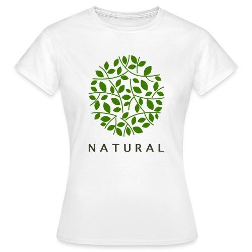 natural - Camiseta mujer