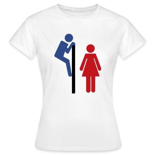 Tee-shirt humour - T-shirt Femme