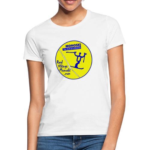 RVM circle sweden - T-shirt dam