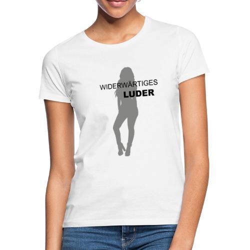 TIROLER LUDER - Frauen T-Shirt