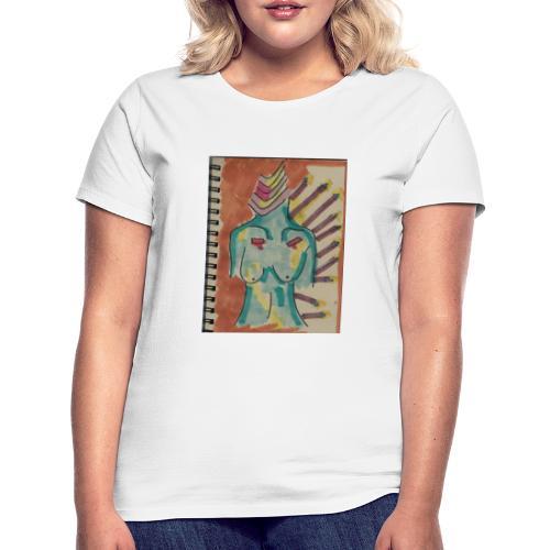 Las flechas que se van - Camiseta mujer