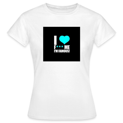 I Love FMIF Badge - T-shirt Femme