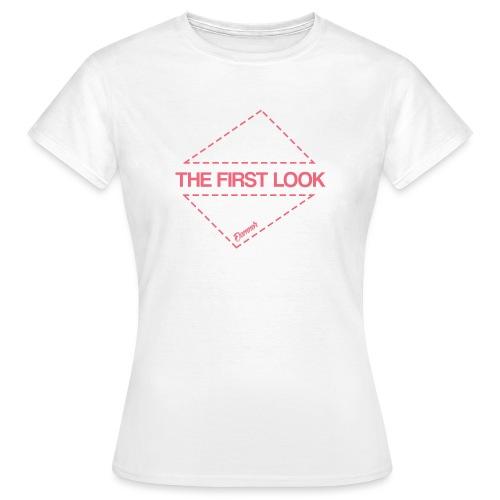 Triangle (H) - T-shirt Femme