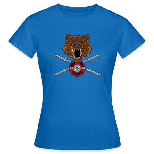 Bear Fury Crossfit - T-shirt Femme
