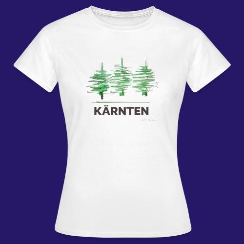 M Kaiser Kaernten - Frauen T-Shirt