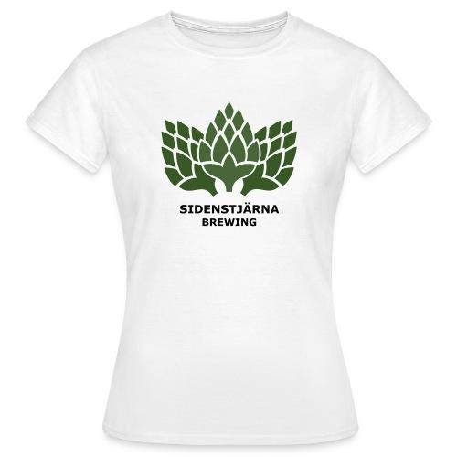Logotyp Mörk - T-shirt dam