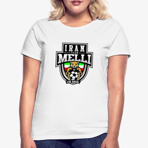 IRAN Team Melli - Frauen T-Shirt