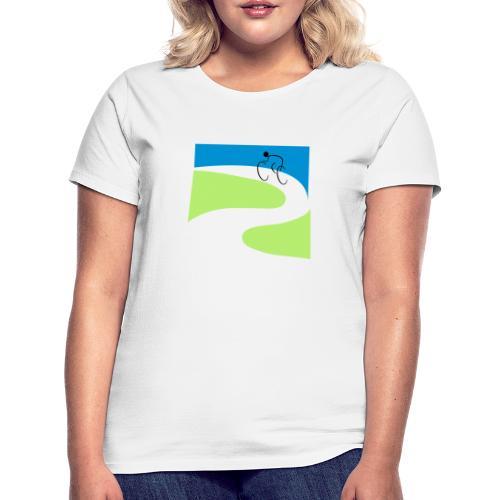 Cool bicycle extreme design - Vrouwen T-shirt