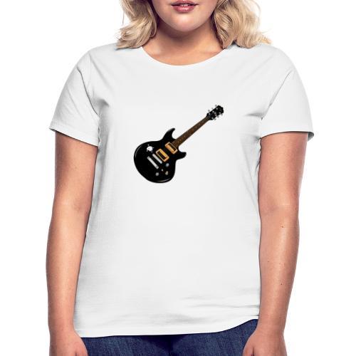 Guitar - Frauen T-Shirt