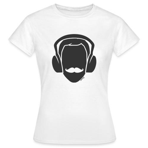 Moustachu Song (H) - T-shirt Femme
