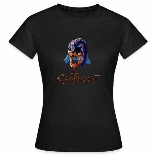 Contignent Logo - Women's T-Shirt