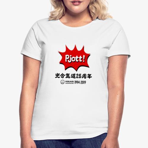 Hikari 25 år - T-shirt dam