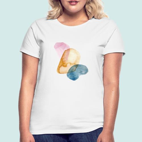 Watercolors - Frauen T-Shirt