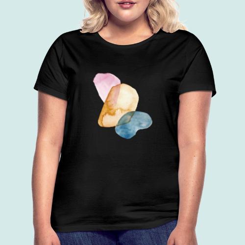 Watercolors - Frauen T-Shirt