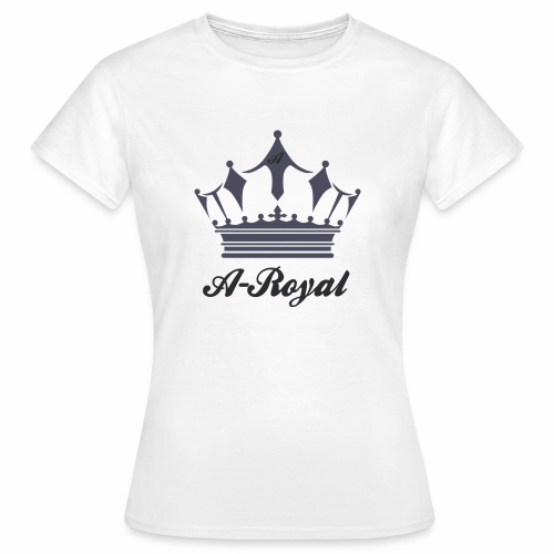 A-Royal - Maglietta da donna