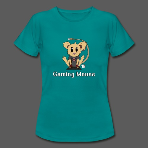 Gaming Mouse - Frauen T-Shirt