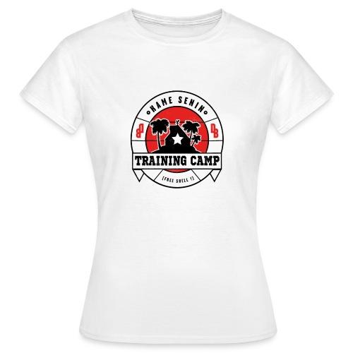 kame senin camp - Women's T-Shirt