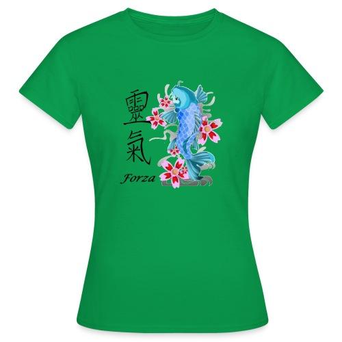 FORZA KANJI - Maglietta da donna