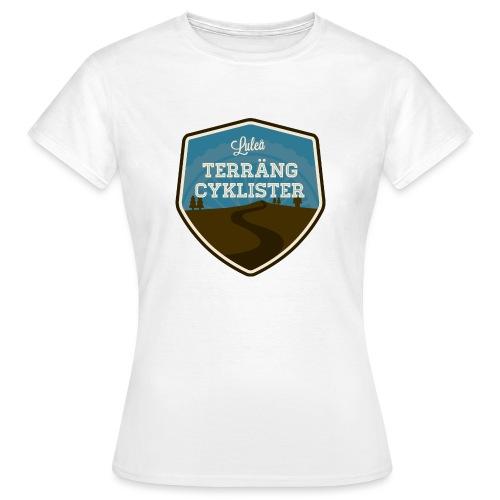 Luleå Terrängcyklister - T-shirt dam