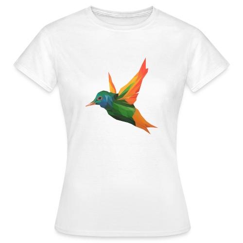 EXOTIC BIRD - MINIMALIST - T-shirt Femme