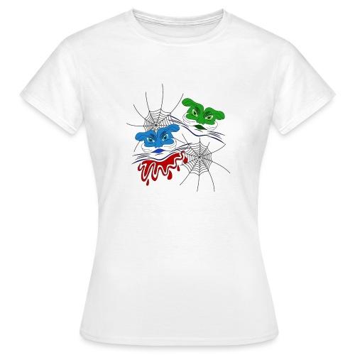 mostri alieni - Maglietta da donna