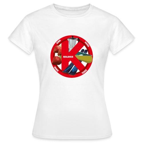 logoforeskil - Women's T-Shirt