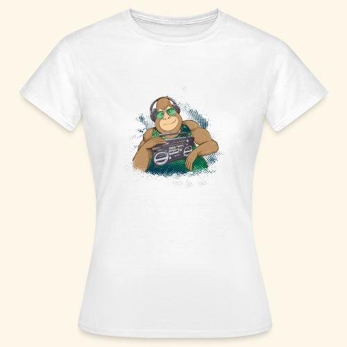 Gorilla Jungle Hiphop - Camiseta mujer
