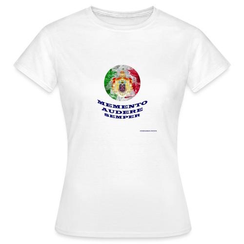 MEMENTO AUDERE SEMPER - Maglietta da donna