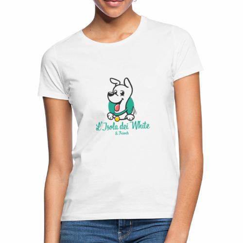 Logo L'Isola dei White & Friends - Maglietta da donna