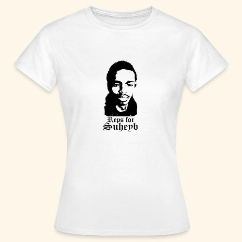 Reps for Suheyb - T-shirt dam