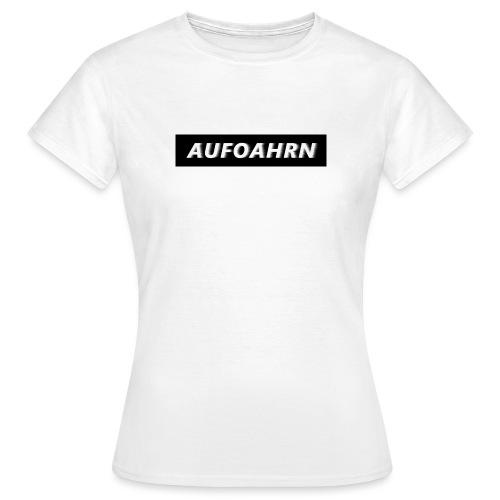 AUFOARHN WINDY - Frauen T-Shirt