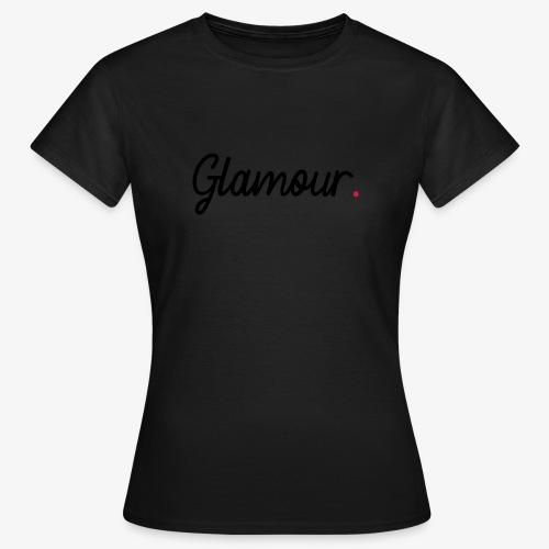 Glamour. - T-shirt Femme
