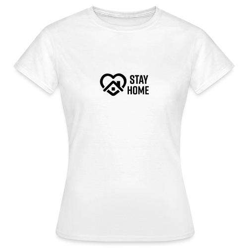stay home, quarantine, isolation, coronavirus - Women's T-Shirt