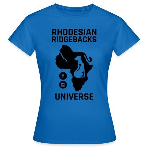 RRU - T-shirt dam