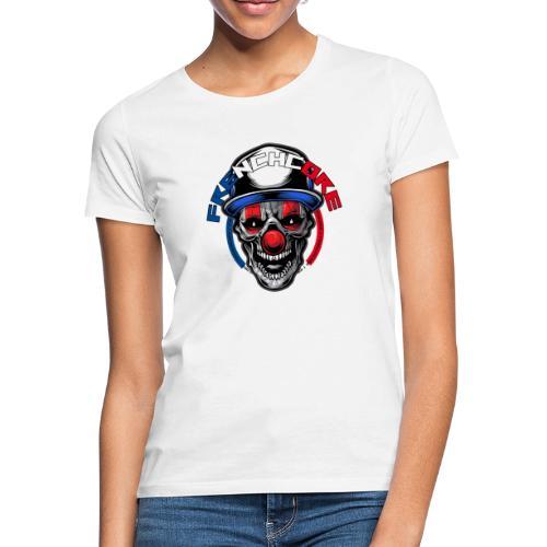 Frenchcore Clown - Frauen T-Shirt