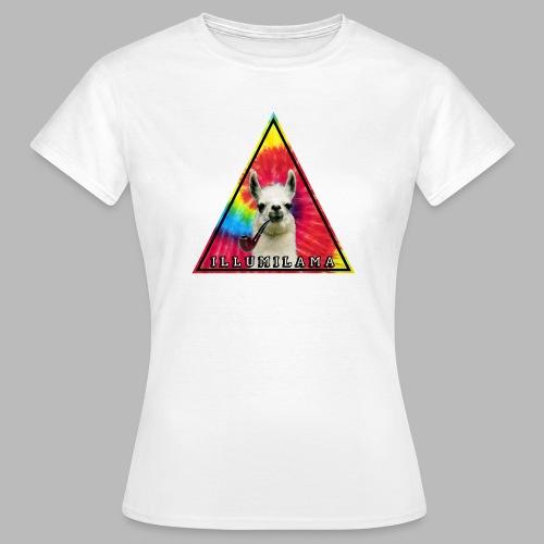 Illumilama logo T-shirt - Women's T-Shirt