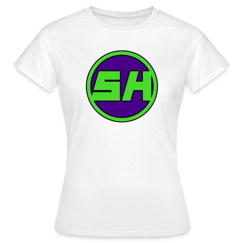 SkyHyperion Classic Colours - White - Women's T-Shirt