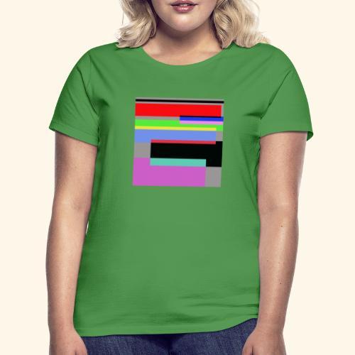 Artistico27 - Maglietta da donna
