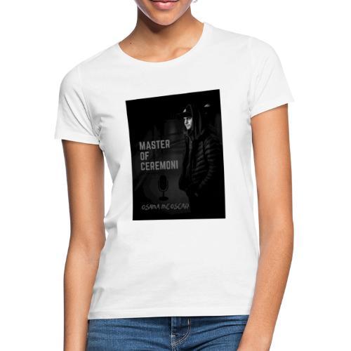MASTER OF CEREMONI - T-shirt dam