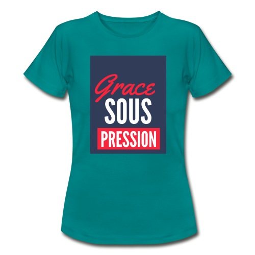 Grace - T-shirt Femme