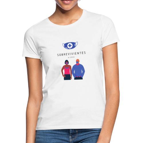 Sobrevivientes 2020 - Camiseta mujer