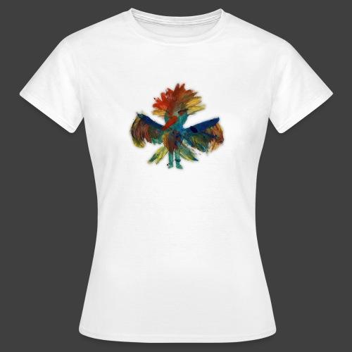 Mayas bird - Women's T-Shirt