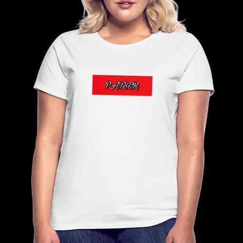 PATSER deluxe - Vrouwen T-shirt