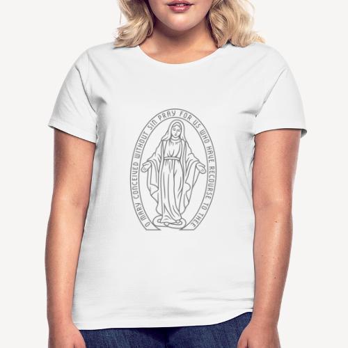 MIRACULOUS MEDAL - Women's T-Shirt
