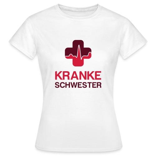 Kranke Schwester II - Frauen T-Shirt