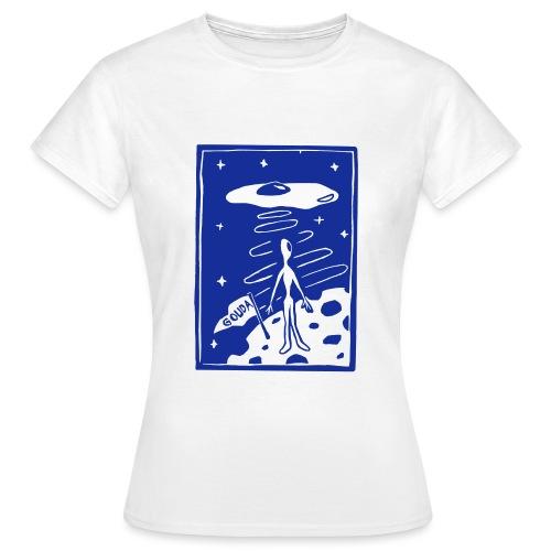 Space of Plenty - Frauen T-Shirt